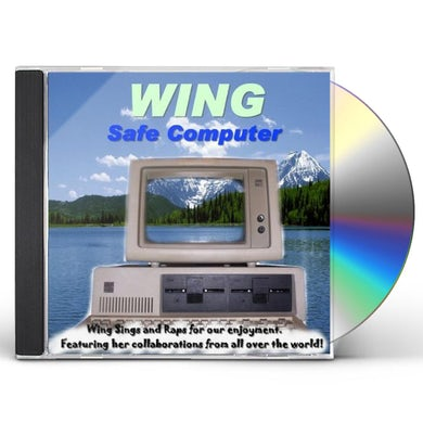 Wing SAFE COMPUTER CD