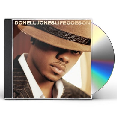 Donell Jones LIFE GOES ON CD