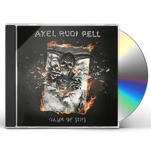 Axelrudi Pell GAME OF SINS CD