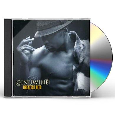 Ginuwine GREATEST HITS (ALT TRACKS) CD