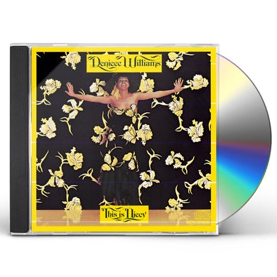 Deniece Williams THIS IS NIECY CD