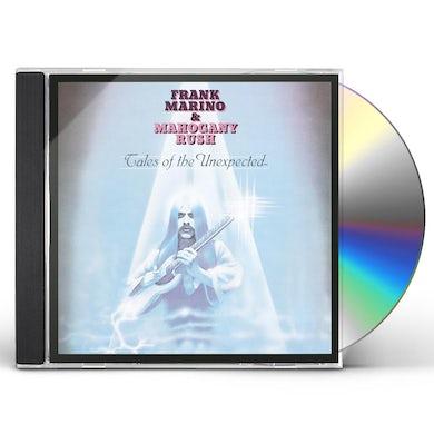 Frank Marino & Mahogany Rush TALES OF THE UNEXPECTED CD