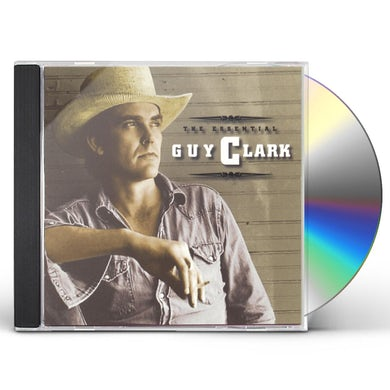 ESSENTIAL GUY CLARK CD