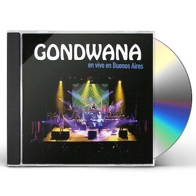 GONDWANA EN VIVO EN BUENOS AIRES CD