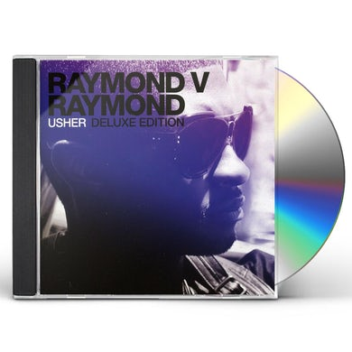Usher RAYMOND V RAYMOND: DELUXE EDITION CD