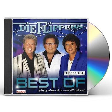 Die Flippers BEST OF: DAS BESTE AUS 42 JAHREN CD