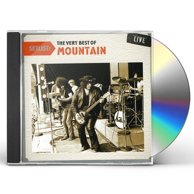 SETLIST: THE VERY BEST OF MOUNTAIN LIVE CD