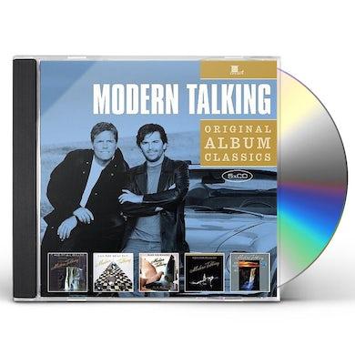 Modern Talking ORIGINAL ALBUM CLASSICS CD