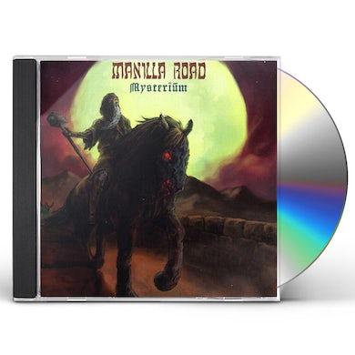Manilla Road MYSTERIUM CD