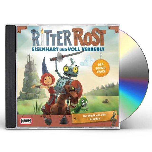 Various Artists RITTER ROST CD