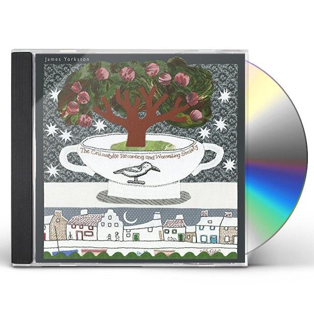 James Yorkston CELLARDYKE RECORDING CD