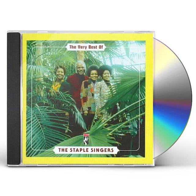 VERY BEST OF STAPLE SINGERS CD