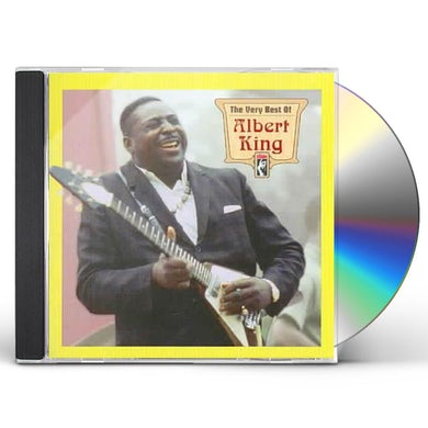 VERY BEST OF ALBERT KING CD