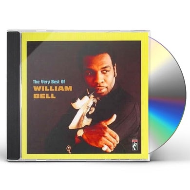 VERY BEST OF WILLIAM BELL CD