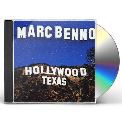 Marc Benno HOLLYWOOD TEXAS CD