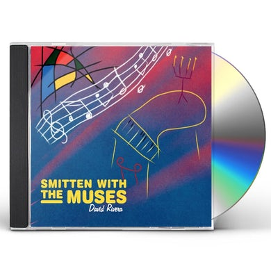 David Rivera SMITTEN WITH THE MUSES CD