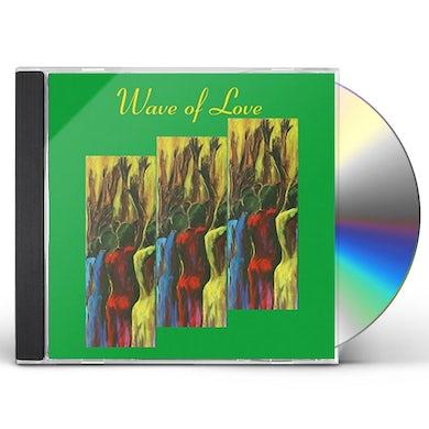 Larry Miller WAVE OF LOVE CD