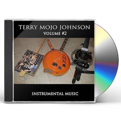 Terry Johnson TERRY MOJO JOHNSON 2 CD