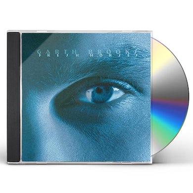 Garth Brooks FRESH HORSES CD