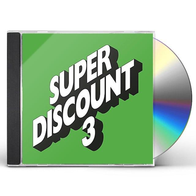 Etienne De Crecy SUPER DISCOUNT 3 CD