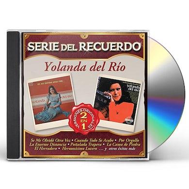 Yolanda del Rio SERIE DEL RECUERDO CD