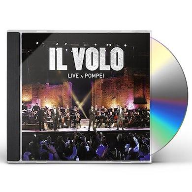 Il Volo LIVE A POMPEI CD