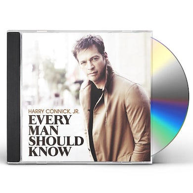 Harry Connick Jr EVERY MAN SHOULD KNOW CD