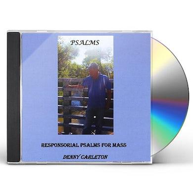 Denny Carleton PSALMS CD