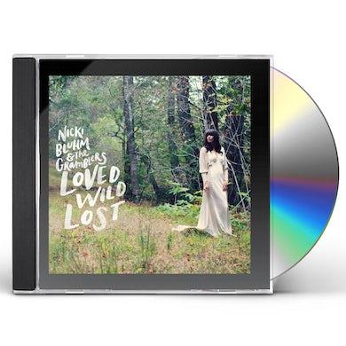 Nicki Bluhm LOVED WILD LOST CD