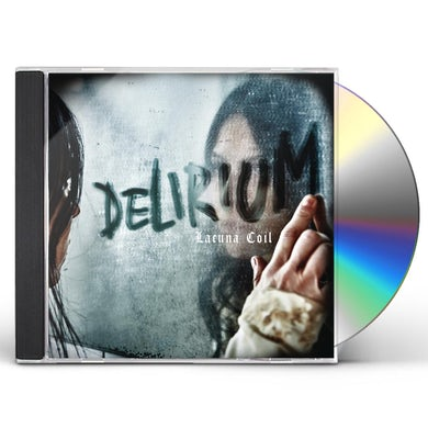Lacuna Coil DELIRIUM CD