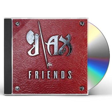 J.AX & FRIENDS CD