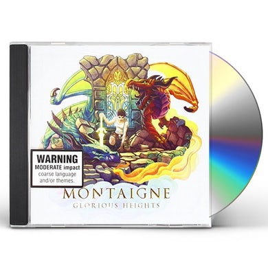 Montaigne GLORIOUS HEIGHTS CD