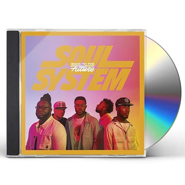 Soul System BACK TO THE FUTURE CD