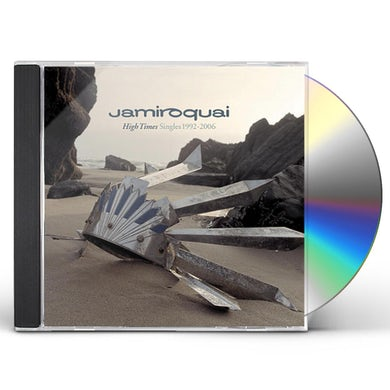 Jamiroquai HIGH TIMES: SINGLES 1992-2006 (GOLD SERIES) CD