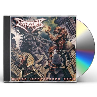 Dismember WHERE IRONCROSSES GROW CD
