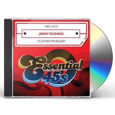 Jimmy Rushing MR. 5X5 CD