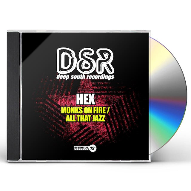 Hex MONKS ON FIRE / ALL THAT JAZZ CD