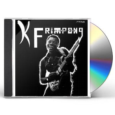 K FRIMPONG & HIS CUBANO FIESTAS CD