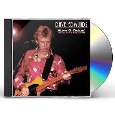 Dave Edmunds ALIVE & PICKIN CD