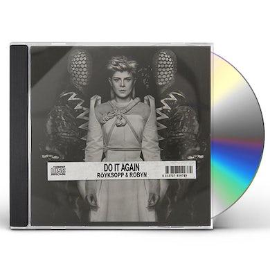 Royksopp DO IT AGAIN CD