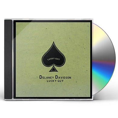 Delaney Davidson LUCKY GUY CD
