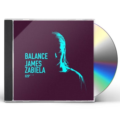 James Zabiela BALANCE 029 CD