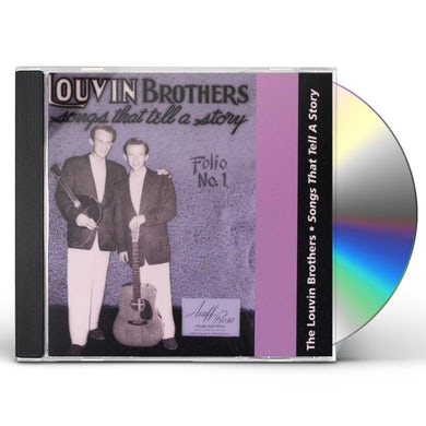 Louvin Brothers Songs That Tell A Story CD