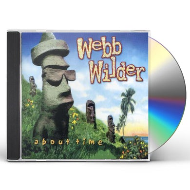 Webb Wilder ABOUT TIME CD