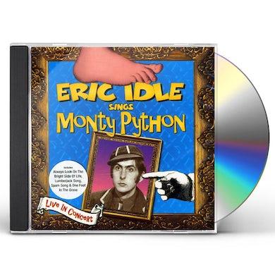 Eric Idle SINGS MONTY PYTHON CD