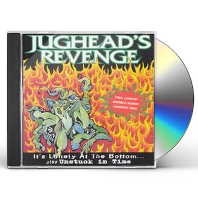Jughead'S Revenge IT'S LONELY AT THE BOTTOM & UNSTUCK IN TIME CD