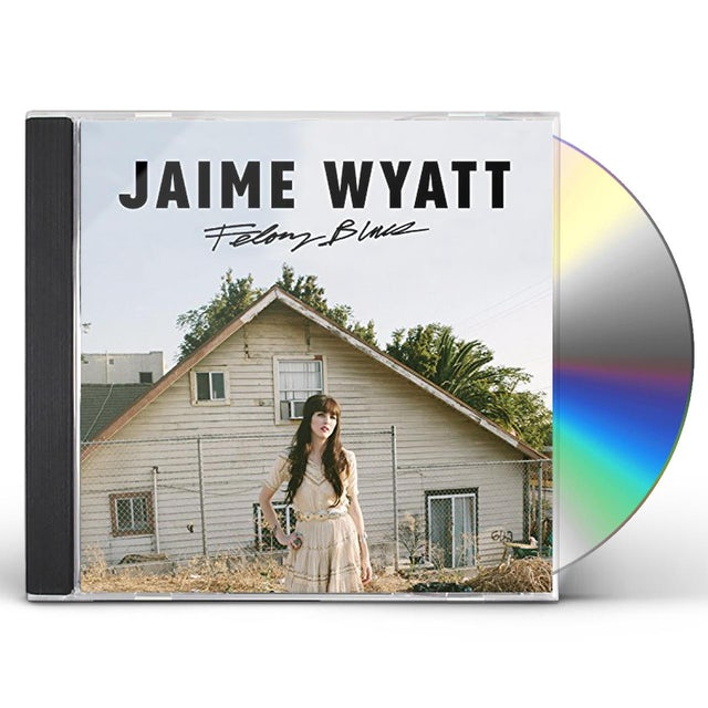 Jaime Wyatt FELONY BLUES CD
