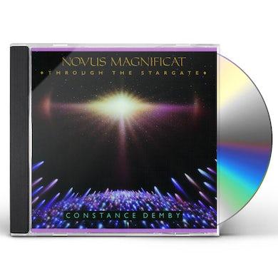 Constance Demby NOVUS MAGNIFICAT: THROUGH THE STARGATE CD