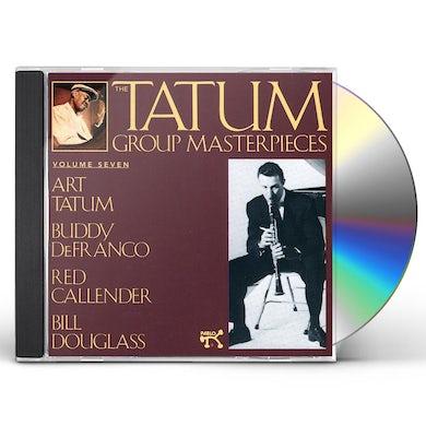 Art Tatum GROUP MASTERPIECES 7 CD