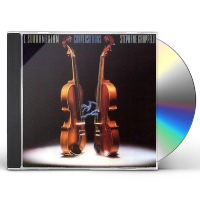 Stephane Grappelli CONVERSATIONS CD